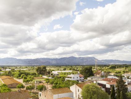 Vista general de la Galera des de la torre